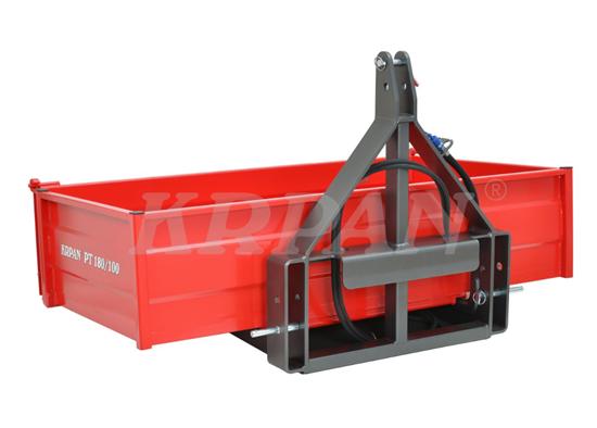 Fotografija proizvoda Traktorska platforma KRPAN PT180/100