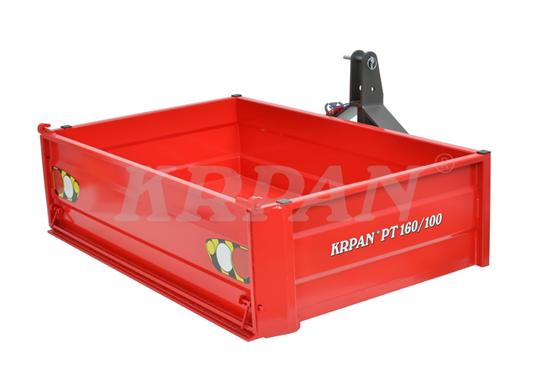 Fotografija proizvoda Traktorska platforma KRPAN PT160/100