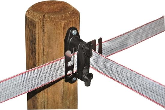 Fotografija proizvoda Spajalica trake električne ograde, komplet sa nosačem