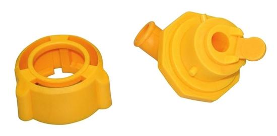 Fotografija proizvoda Higijenski ventil, kompletno s ključem za montažu i dudom