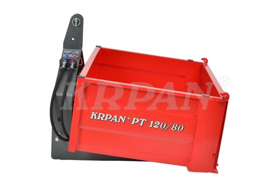 Fotografija proizvoda Traktorska platforma KRPAN PT120/80