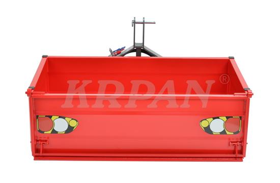 Fotografija proizvoda Traktorska platforma KRPAN PT160/80