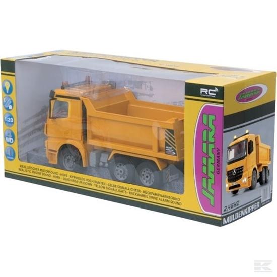 Fotografija proizvoda Igračka kamion kiper Mercedes Arocs na daljinsko upravljanje