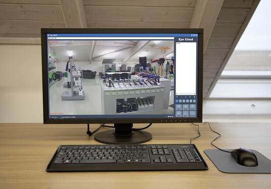 Fotografija proizvoda IPCam 360 FHD 1080p