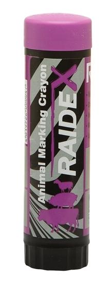 Fotografija proizvoda Olovka za označavanje stoke RAIDL, ljubičasta