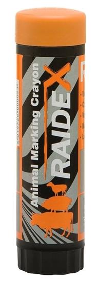 Fotografija proizvoda Olovka za označavanje stoke RAIDL, narančasta