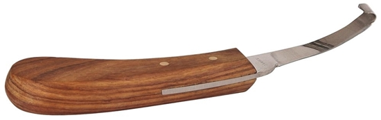 Fotografija proizvoda Nož za kopita i papke desni uski