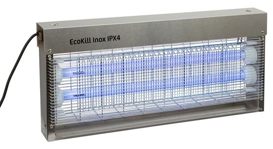 Fotografija proizvoda Elektrićni muholovac EcoKill Inox IPX4
