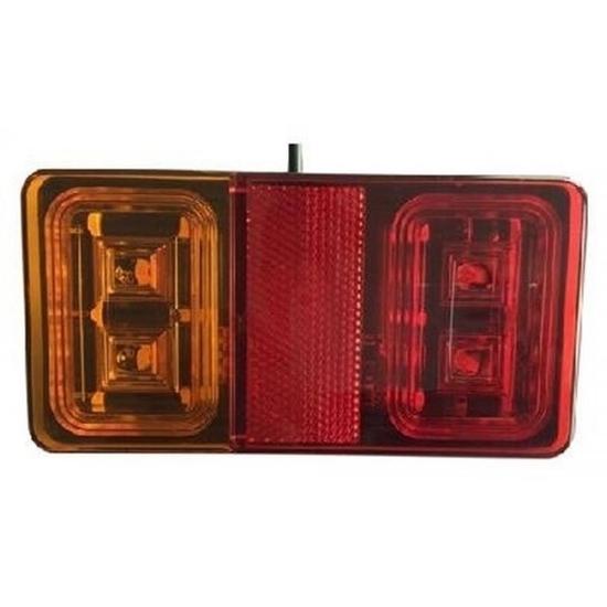 Fotografija proizvoda Stražnje svjetlo LED, univerzalno