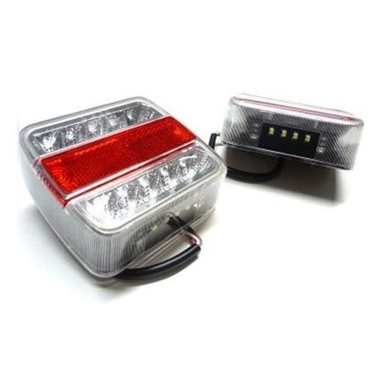 Fotografija proizvoda Svjetlo stražnje LED, univerzalno