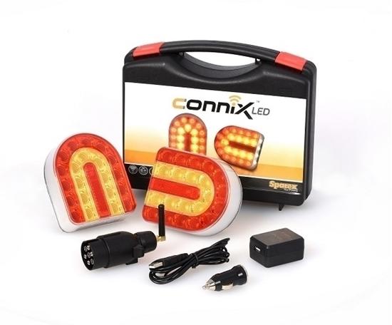 Fotografija proizvoda Svjetlo magnetsko, bežično LED CONNIX