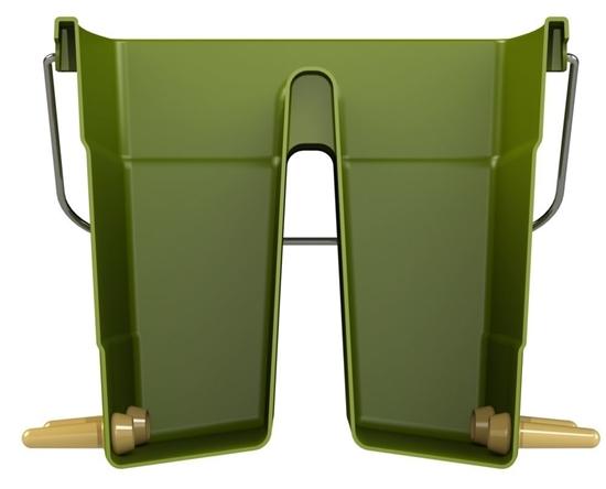 Fotografija proizvoda Kanta za napajanje janjadi sa 6 duda,  10 litra  (2 X 5 L )
