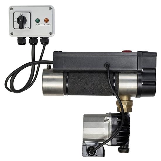 Fotografija proizvoda Cirkulacijska pumpa AquaLine s integriranim grijačem