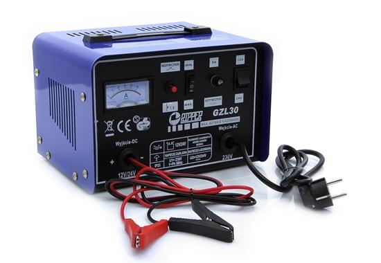 Fotografija proizvoda Punjač akumulatora 12/24 V