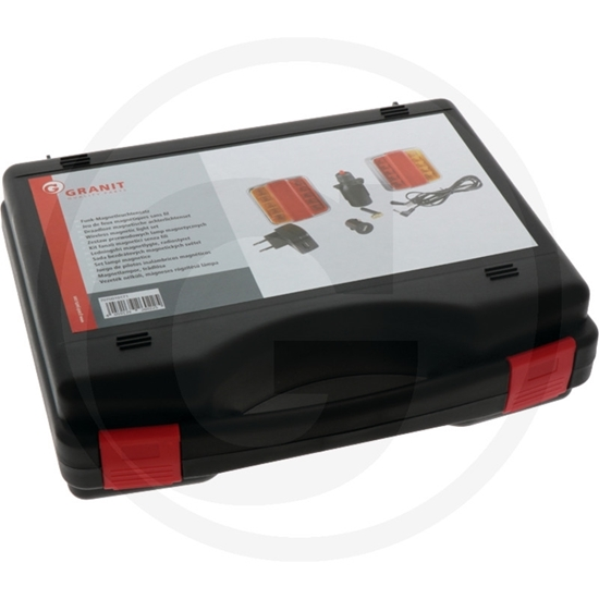 Fotografija proizvoda Set bežičnog magnetskog LED svjetla, GRANIT