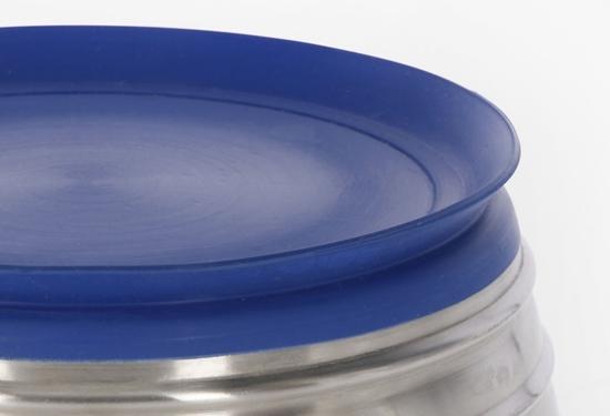 Fotografija proizvoda Protuklizna zdjela od nehrđajučeg čelika 950ml
