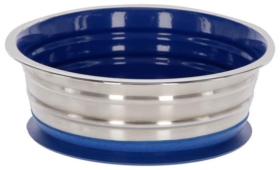 Fotografija proizvoda Protuklizna zdjela od nehrđajućeg čelika 2850 ml