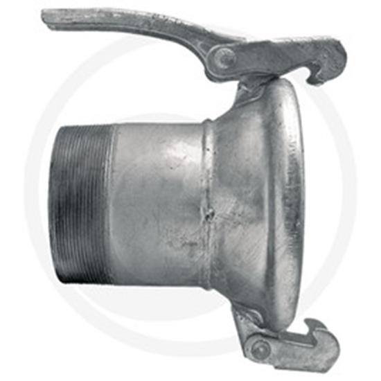 """Fotografija proizvoda Čaša ženska za cisternu na navoj 120mm/5"""""""