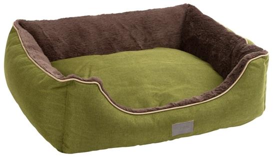 Krevetić Samuel, sivi 60 x 50 x 17 cm
