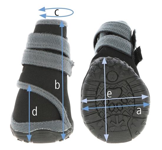 Papuče za pse L