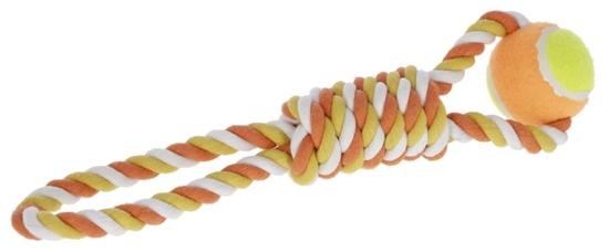 Igračka Lopta na užetu duljine 37 cm