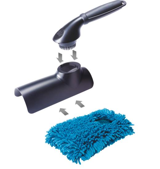 Oster sredstvo za čišćenje šapa krpica + držač