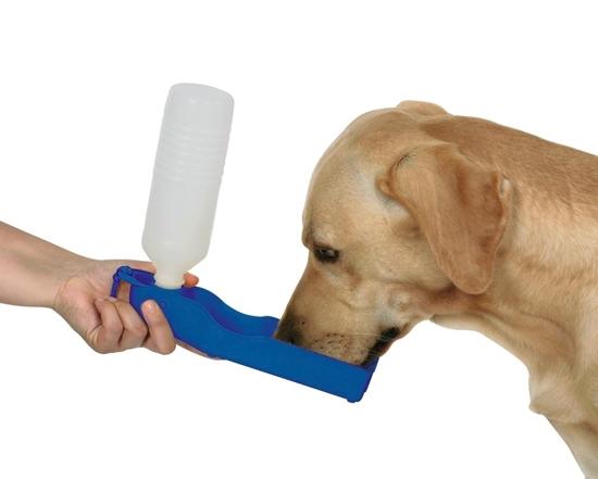 Putna boca za piće za pse 500 ml
