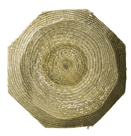 Drveni stup 225 cm/100 mm