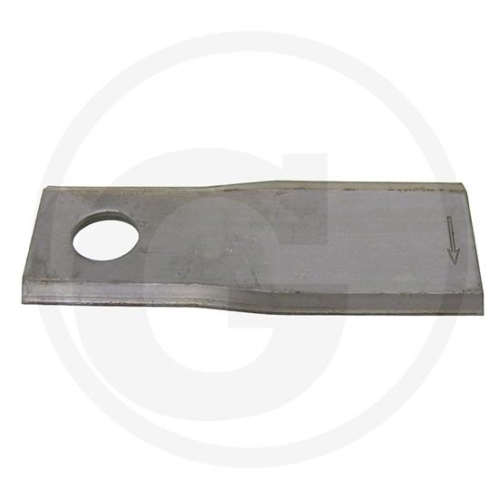 Nož roto kose lijevi - Case IH/John Deere/Kuhn