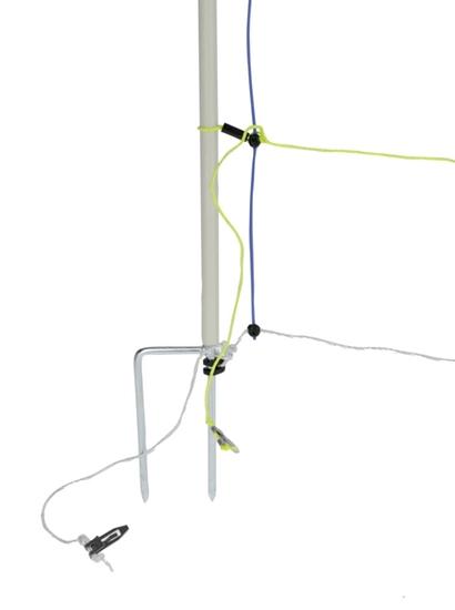 Mreža za ovce TitanPro s dvostrukim vrhom:50m/90cm