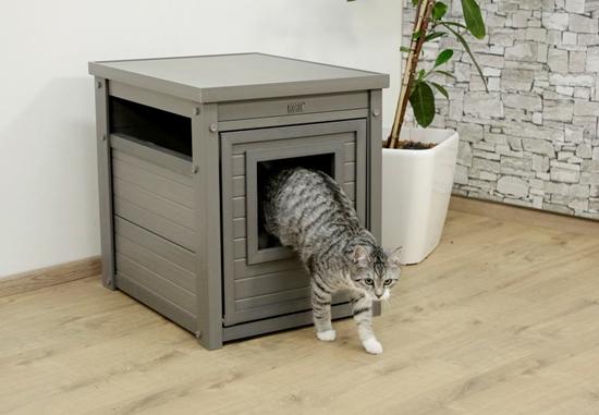 Kućica za mačke Daffy 47 x 60 x 56 cm