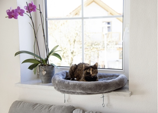 Prozorski krevet za mačke