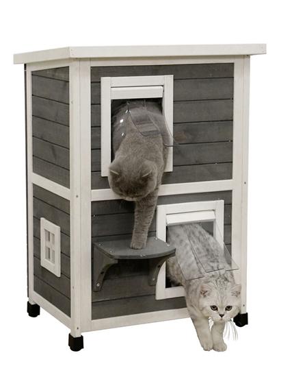 Kućica za mačke Family