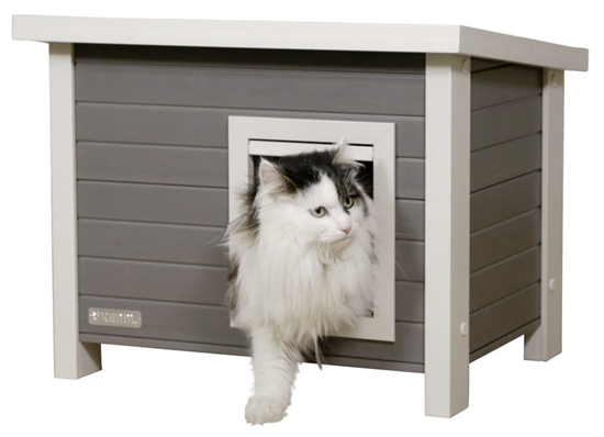 ECO Kućica za mačke Eli