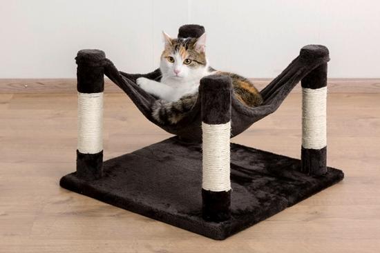 Ležaljka za mačke Hammock Samira