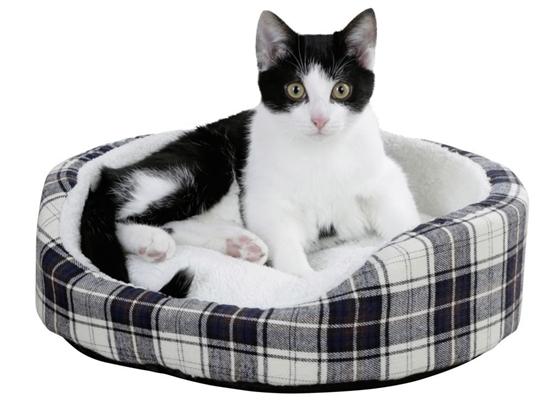 Krevetić za mačke Milky