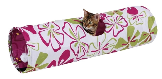 Tunel za mačke Flower duljine 90cm