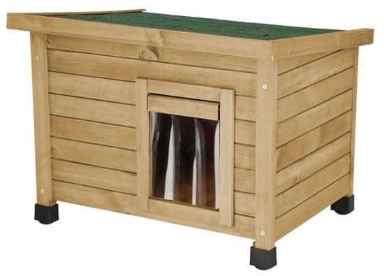 Kućica za mačke Rustica