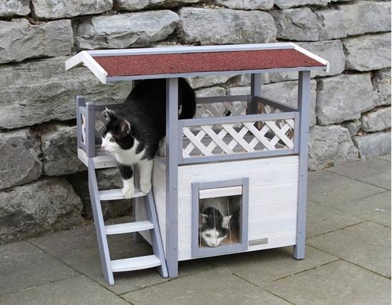 Kućica za mačke Lodge Ontario