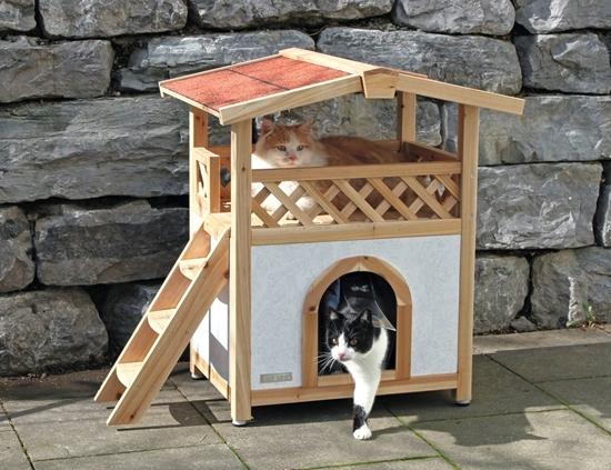 Kućica za mačke Tyrol Alpin