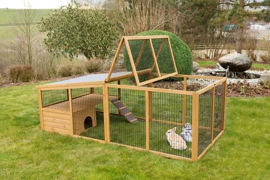 Vanjski kavez za zečeve/kuniće