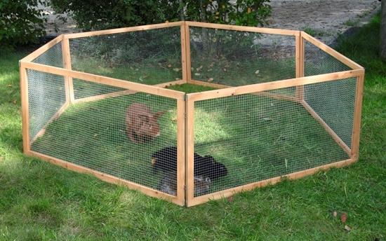 Ograda za zečeve/kuniće Vairo