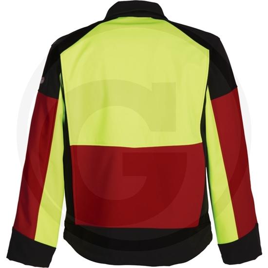 Softshell šumarska jakna 58/60 (XL)