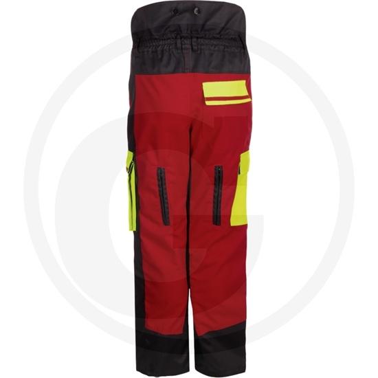 Softshell  šumarske zaštitne hlače  46/48