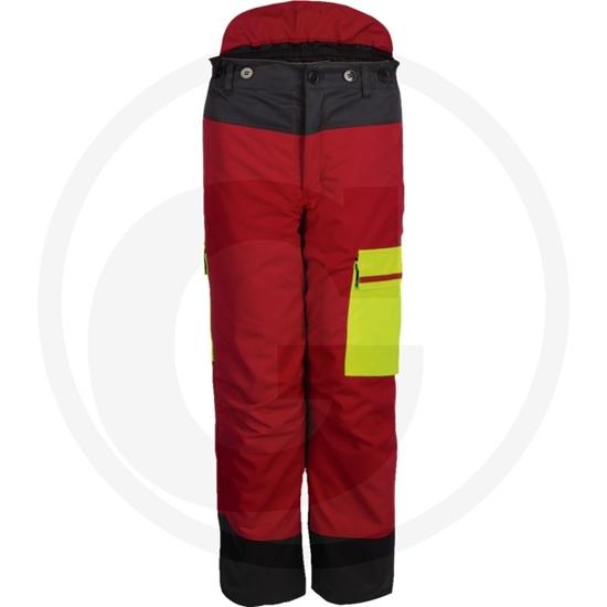 Softshell  šumarske zaštitne hlače 50/52