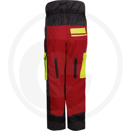 Softshell  šumarske zaštitne hlače 58/60