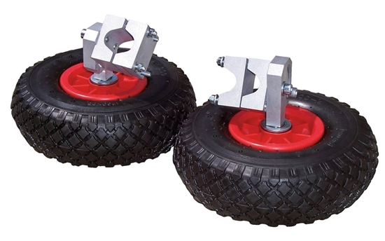 Set potpornih  kotača za tačke