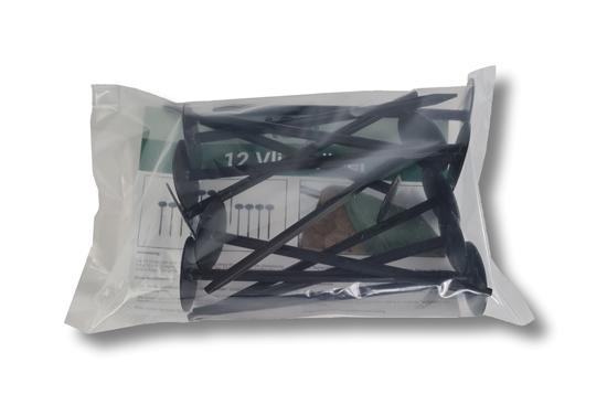 Pričvrščivaći za pokrivala-plastični
