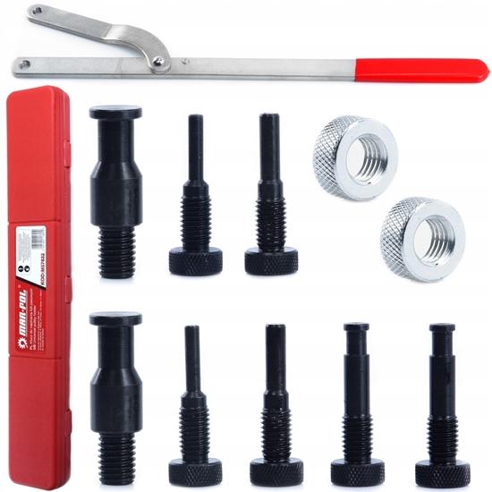 Set ključeva za skidanje remenica