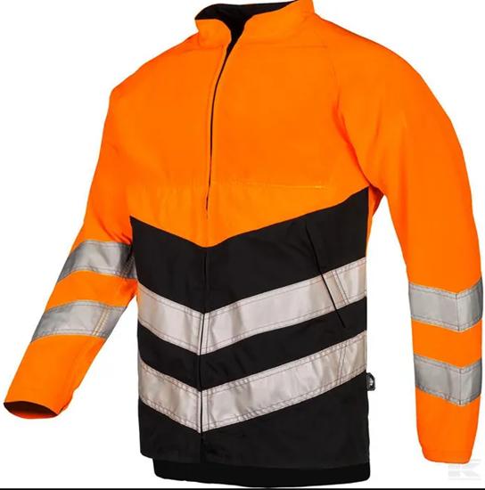 Zaštitna reflektirajuća šumrska jakna - L